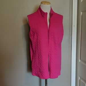 Kim Rogers Quilted Vest
